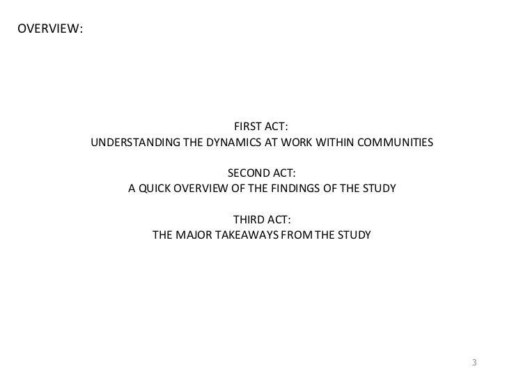 2008 Tribalization Of Business Study  Sncr Webinar Slide 3