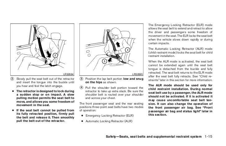 2008 Xterra Owner S Manual