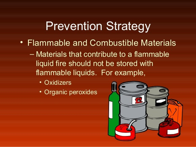 Dangerous Goods Class 3 - Flammable Liquid - YouTube |Combustible Materials Examples
