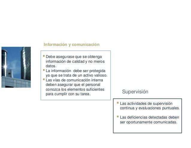 Debe asegurase que se obtenga información de calidad y no meros datos. La información debe ser protegida ya que se trata d...