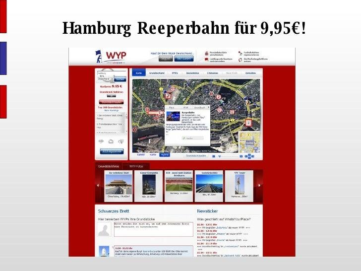Hamburg Reeperbahn für 9,95€!