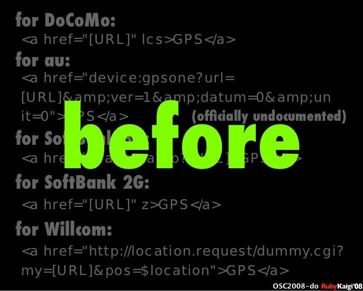 "œ { Œ ^ C g Ł œ {Ruby c2008 S f [ ^ œ { Œ ^ C g ¨ œ { Œ ^ C g Ł œ { Œ ^ C g ¨ OSC2008-do <a href=""[URL]"" lcs>GPS</a> <a hr..."