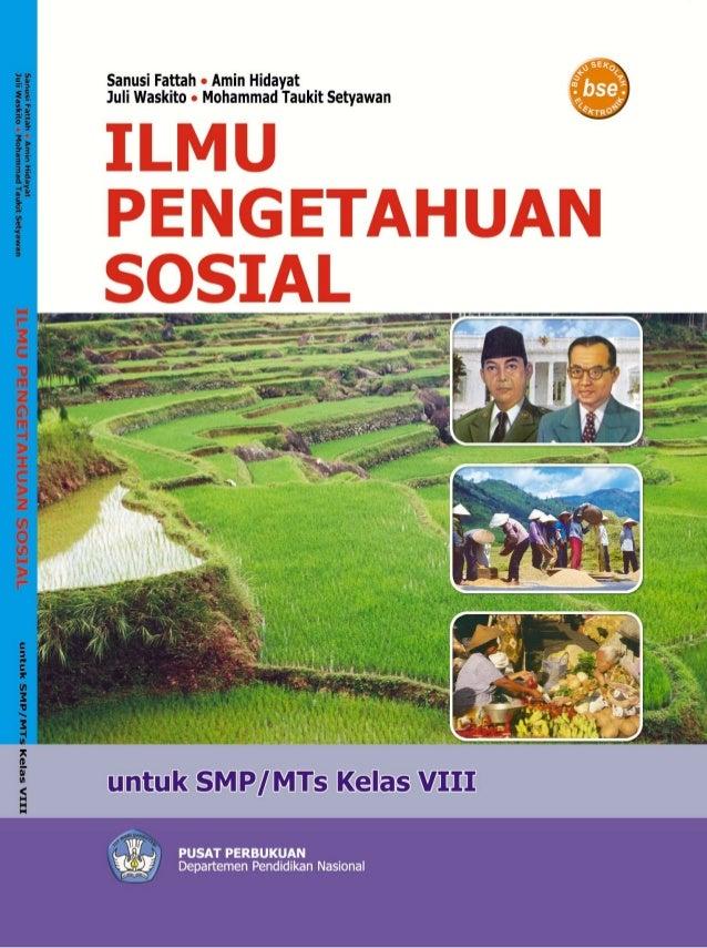 Sanusi Fattah • Amin HidayatJuli Waskito • Moh. Taukit Setyawanuntuk SMP/MTsKelas VIII       Pusat Perbukuan       Departe...