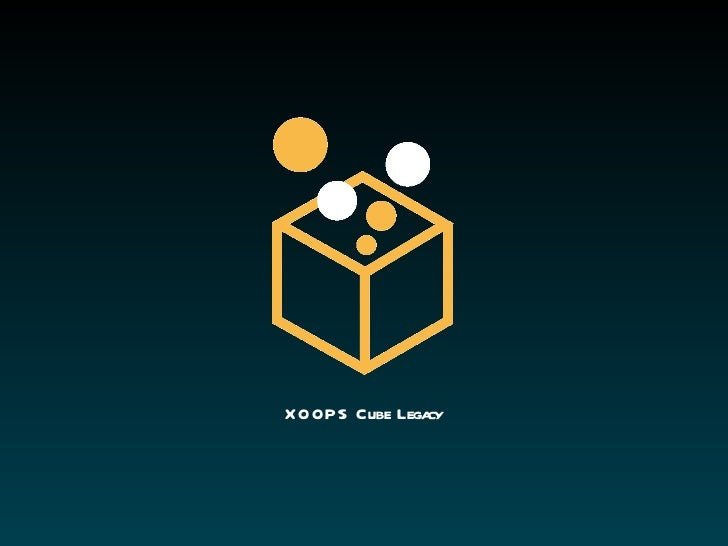 XOOPS Cube Legacy
