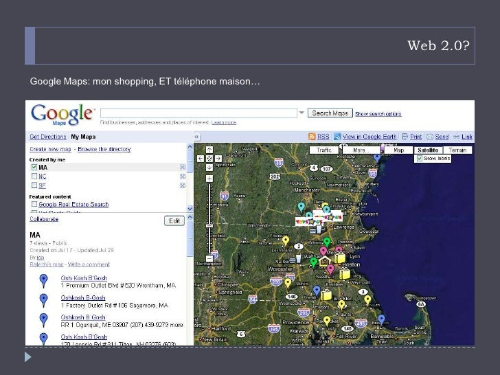 Comprendre Web 2.0 Slide 2