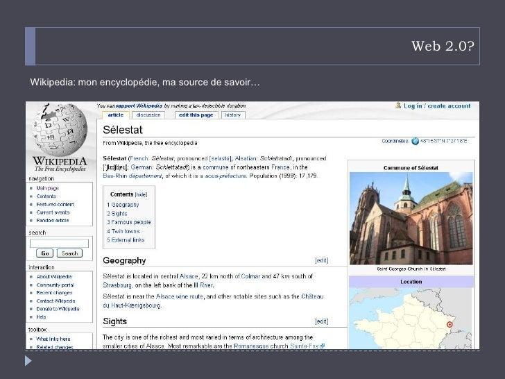 Comprendre Web 2.0 Slide 3
