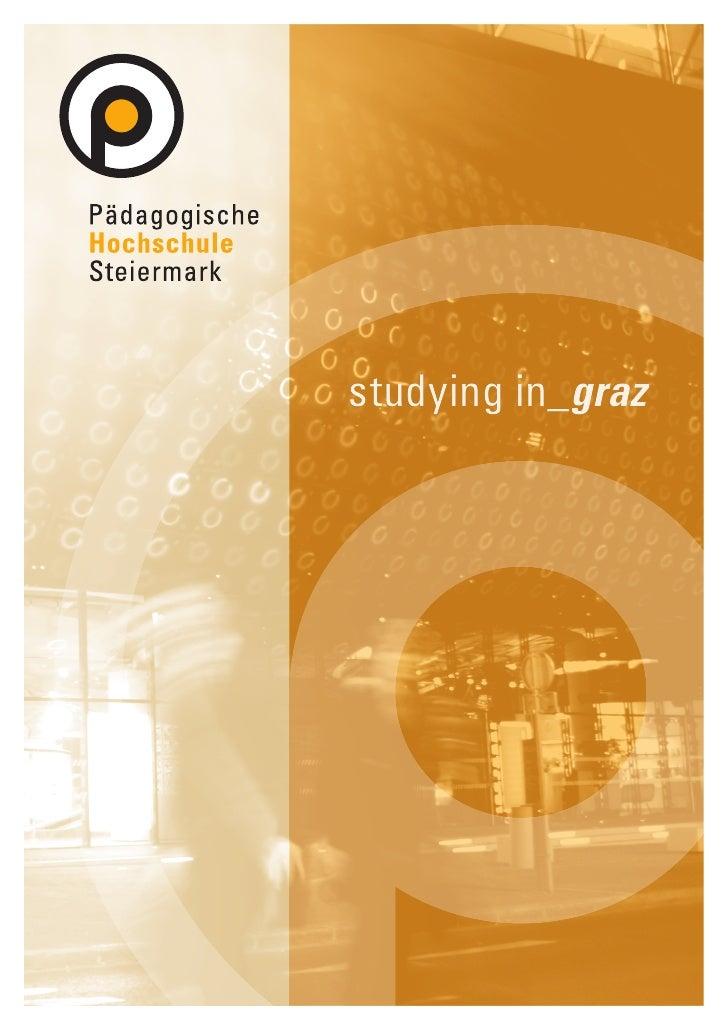 studying in_graz