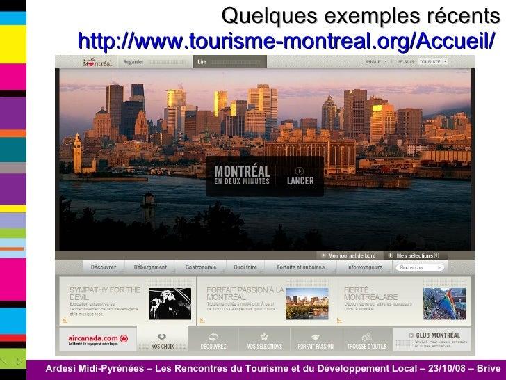 Rencontres brive tourisme
