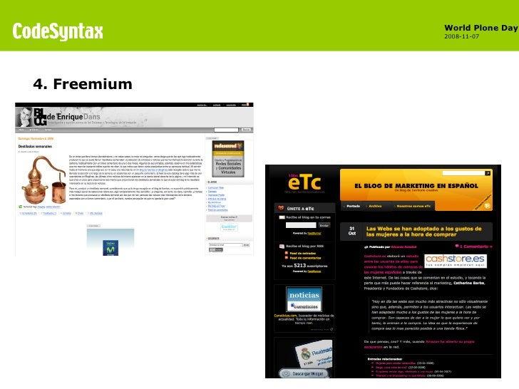 4. Freemium