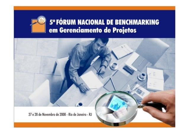 Programa  de  Aumento  da  Maturidade   em  Gerenciamento  de  Projetos  na   Brasil  Telecom   Cl...