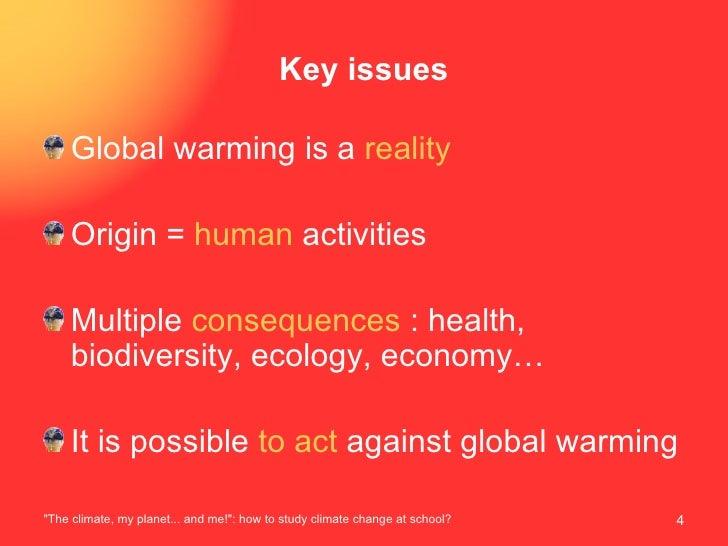 IHP: Climate Change