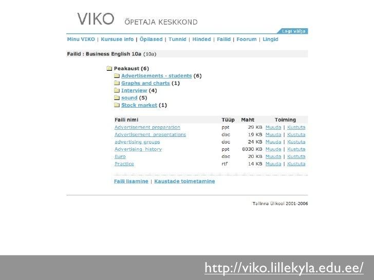 http://viko.lillekyla.edu.ee/