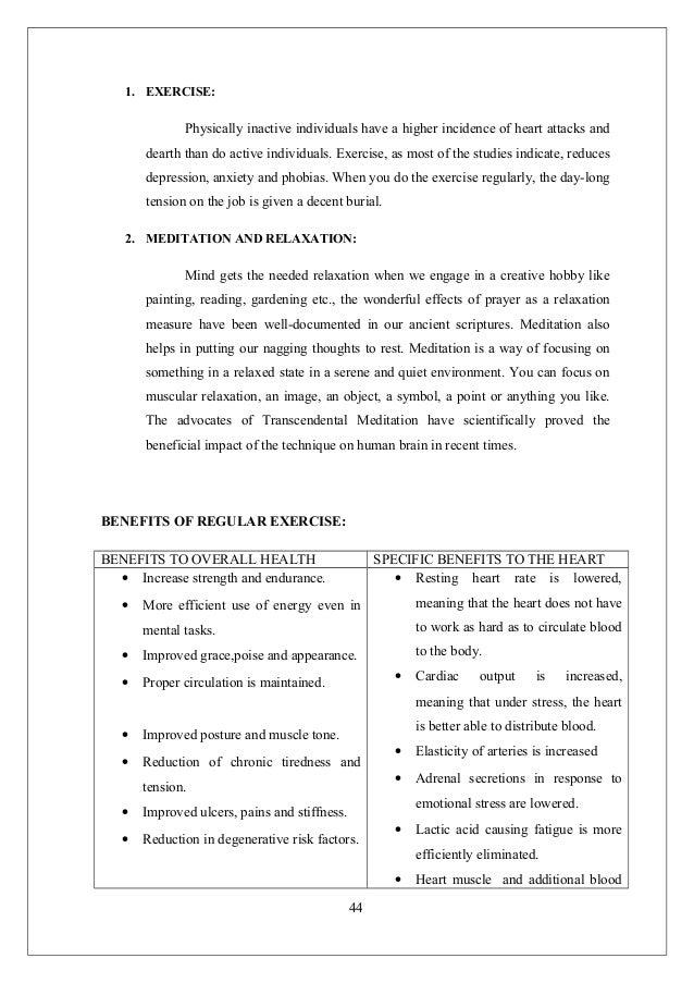200846256 a-study-on-stress-management