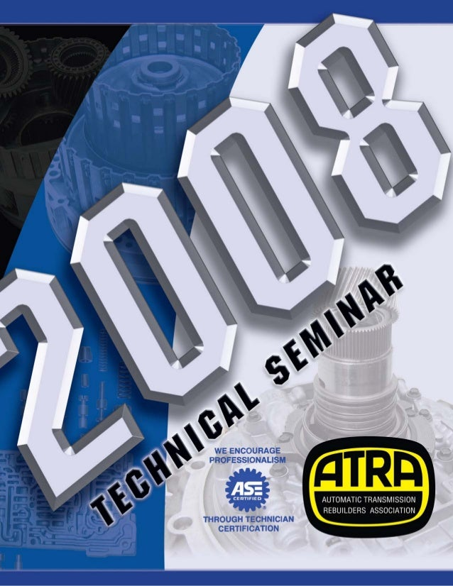 2008 atra seminar manual dont miss the latest and greatest seminars of 2008 fandeluxe Gallery