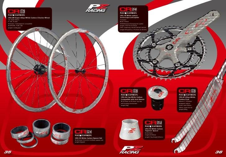 PZ Racing C1BE Carbon Egronomic Bar Ends