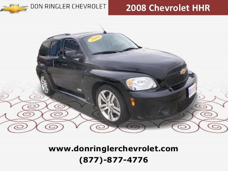 Certified Chevrolet HHR SS Don Ringler Austin Chevrolet Dealer - Chevrolet dealerships in austin