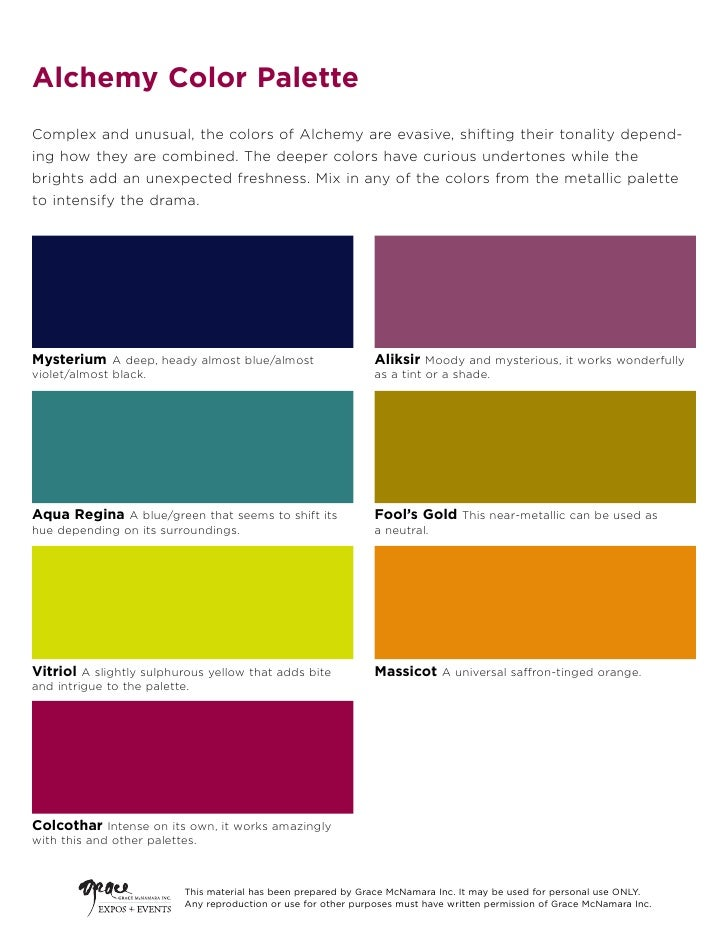 2008 Color Design Trend