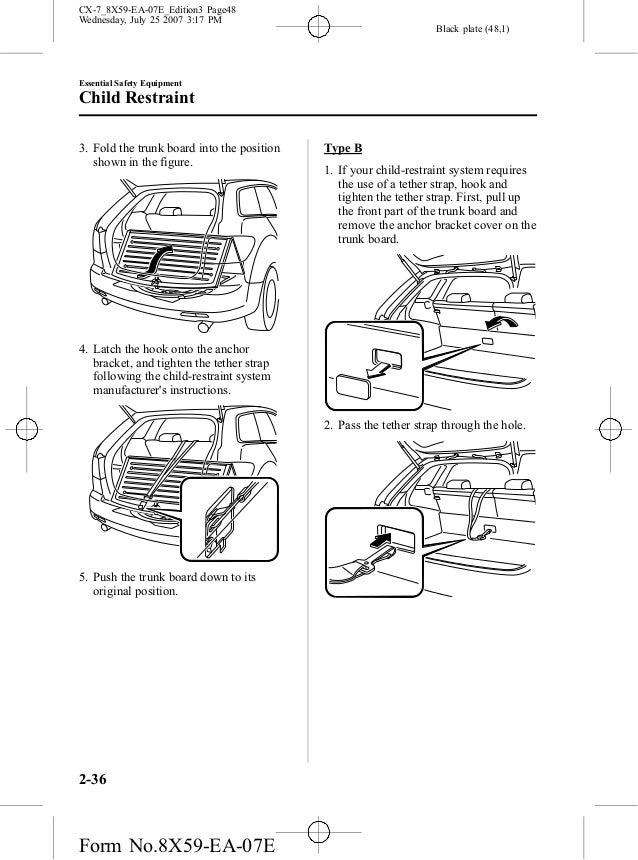 2008 mazda cx 7 manual