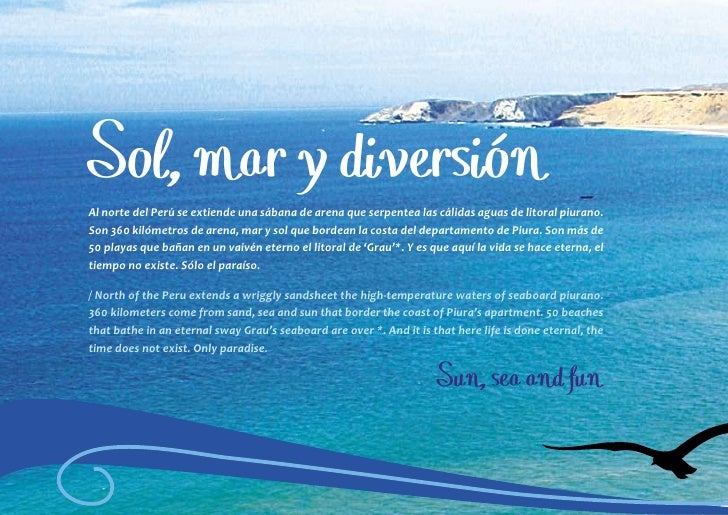 PIURA Guía turística - Piura - Revista 2008 Slide 3