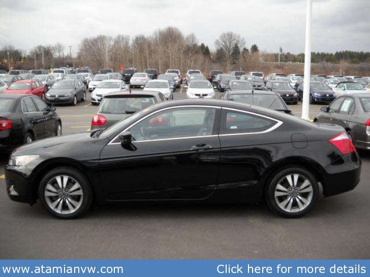 ... Honda Accord Coupe EX L; 2. Www.atamianvw.com Click Here For More  Details ...
