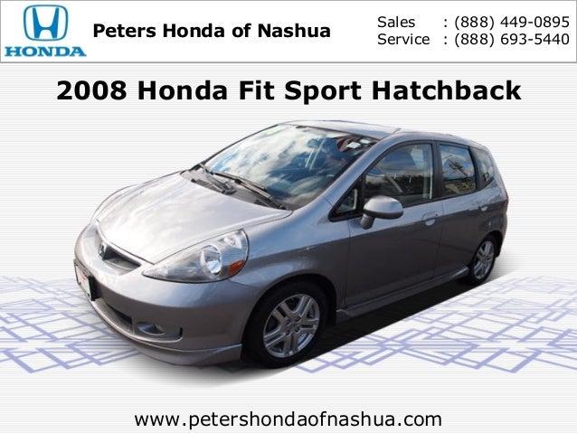 Lovely Sales : (888) 449 0895 Peters Honda Of Nashua Service : (888 ...