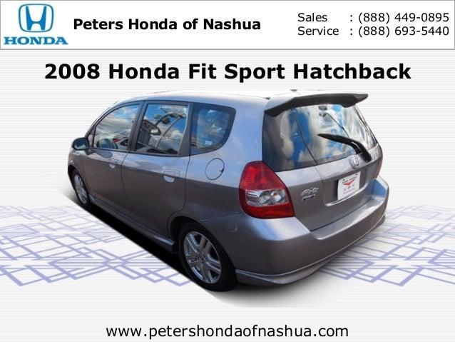 ... 10. Sales : (888) 449 0895 Peters Honda Of Nashua ...