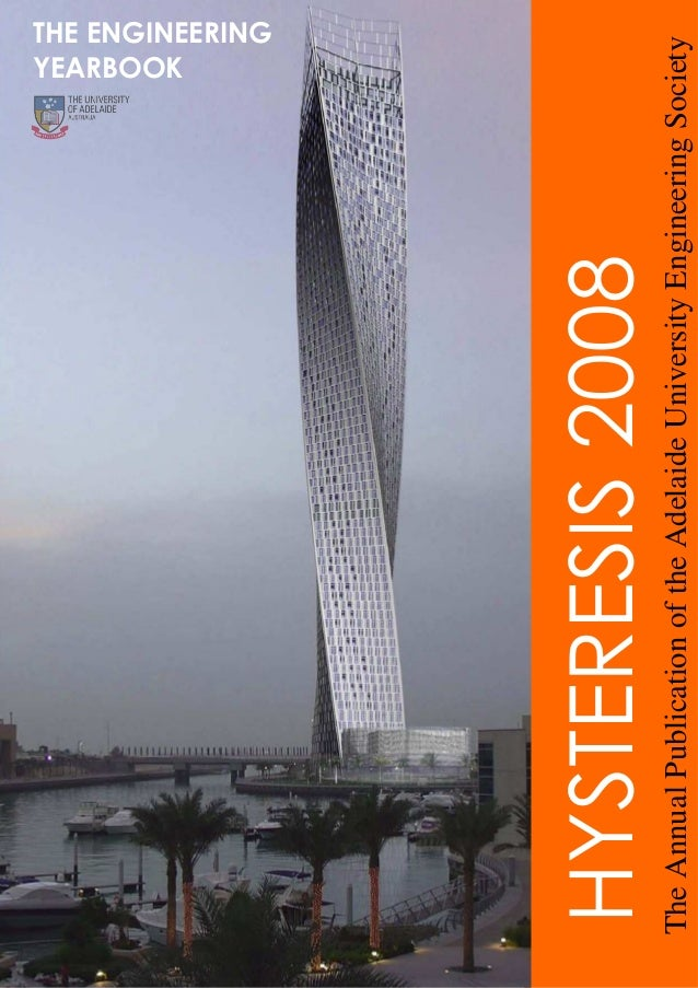 YEARBOOK                                                                 THE ENGINEERINGHYSTERESIS 2008The Annual Publicat...