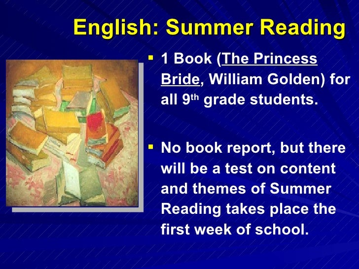 good book report books for 9th graders 9th grade 10th grade 11th grade writing a book report writing a use the electronic catalog or browse the shelves to look for books read more.