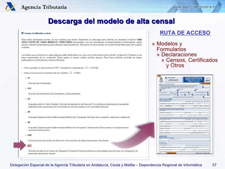 2008 informativas inf difusion for Oficina virtual aeat