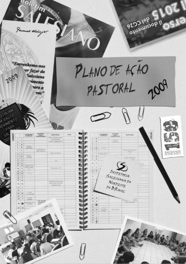 Plano de Ação Pastoral 2009