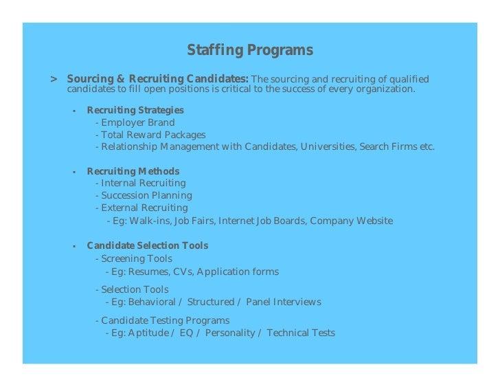 2008 global talent management program for shrm chicago