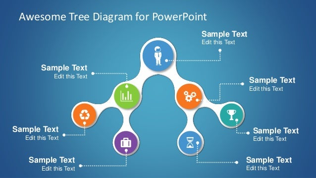 tree diagram powerpoint koni polycode co