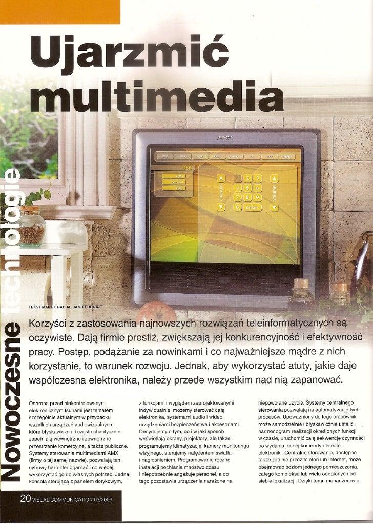 2009 03 visual-communication_ujarzmic_multimedia