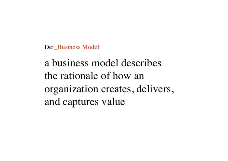 the 9 building blocks of a business model                                         images by JAM
