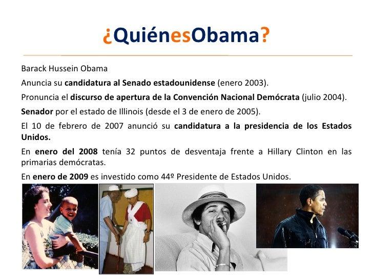 Obama, una campaña para la historia Slide 3