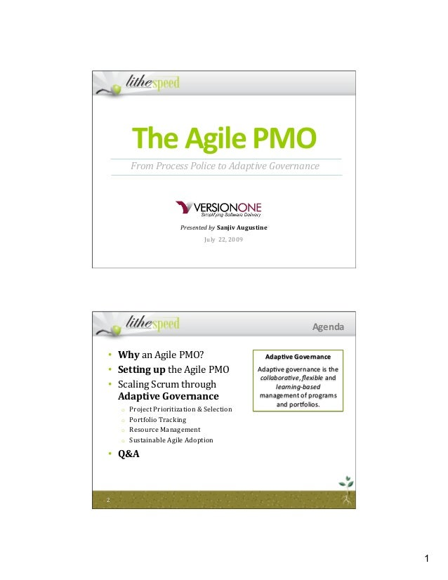 1 The