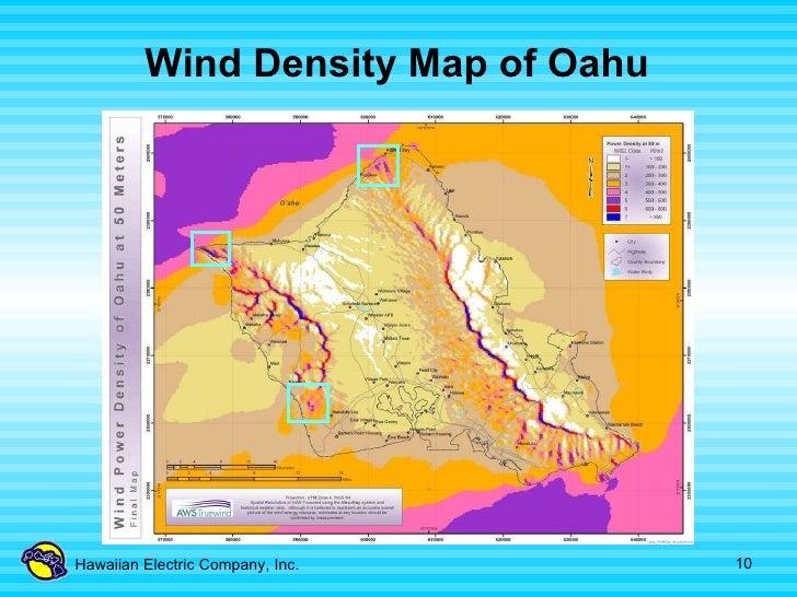 Wind Energy In Hawaii