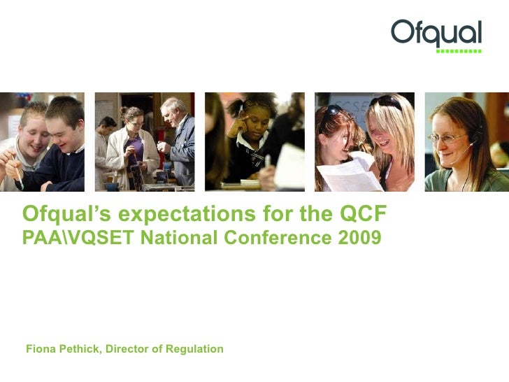 Fiona Pethick Speech To PAA\ VQ-SET National Conference