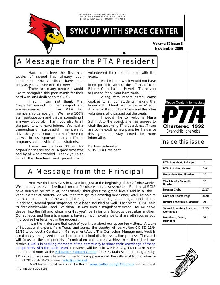 CLEAR CREEK COMMUNITY COUNCIL OF OF PTAS                                              CLEAR CREEK COMMUNITY COUNCIL PTAS  ...