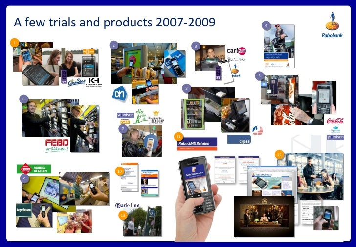 A few trials and products 2007-2009  1 2 3 4 5 6 7 8 9 10 12 11 13