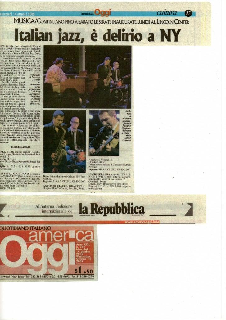 2009   14 ottobre - italia oggi