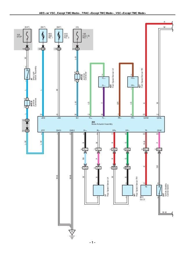 2008 Toyota Yaris Wiring Diagram - Wiring Diagram DataSource
