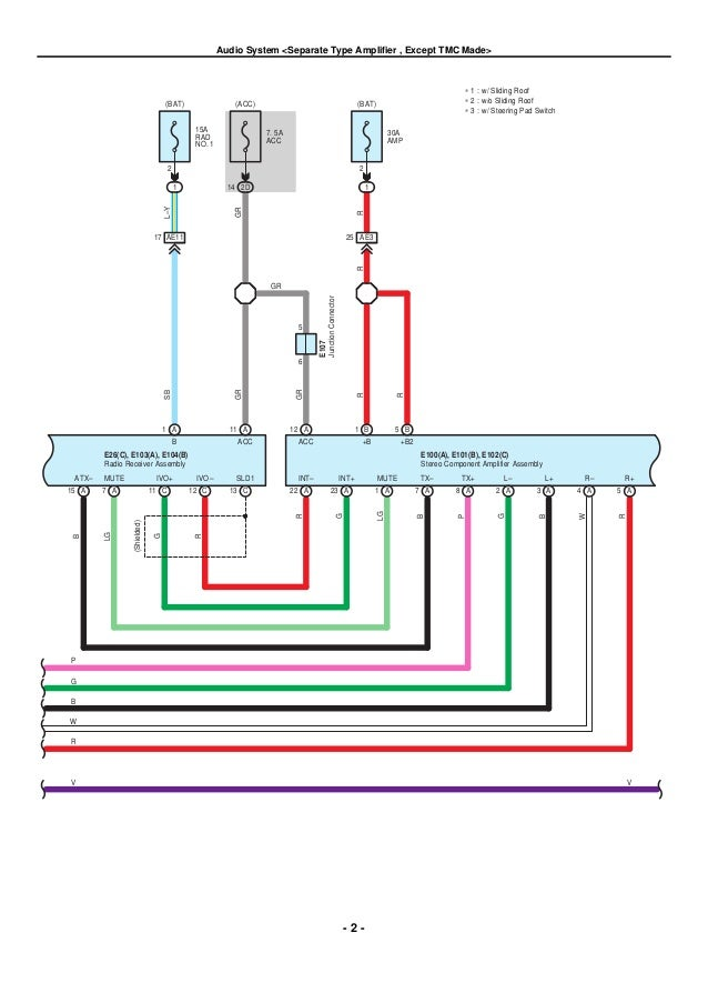 2009 2010 toyota corolla electrical wiring diagrams 31 638?cb=1394475902 2009 2010 toyota corolla electrical wiring diagrams 2010 corolla radio wiring diagram at gsmx.co