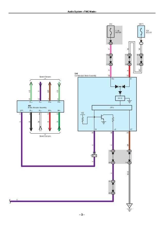 2009 2010 Toyota Corolla Electrical Wiring Diagramsrhslideshare: Toyota Altis Meter Wiring Diagram At Elf-jo.com