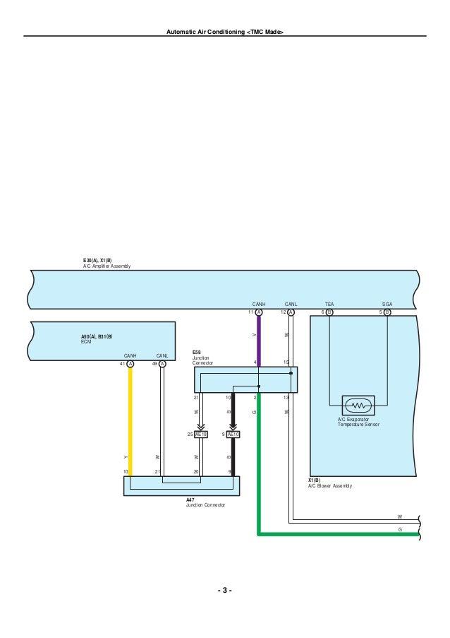 A F Sensor Toyota Wiring Diagram - Schematic Diagrams