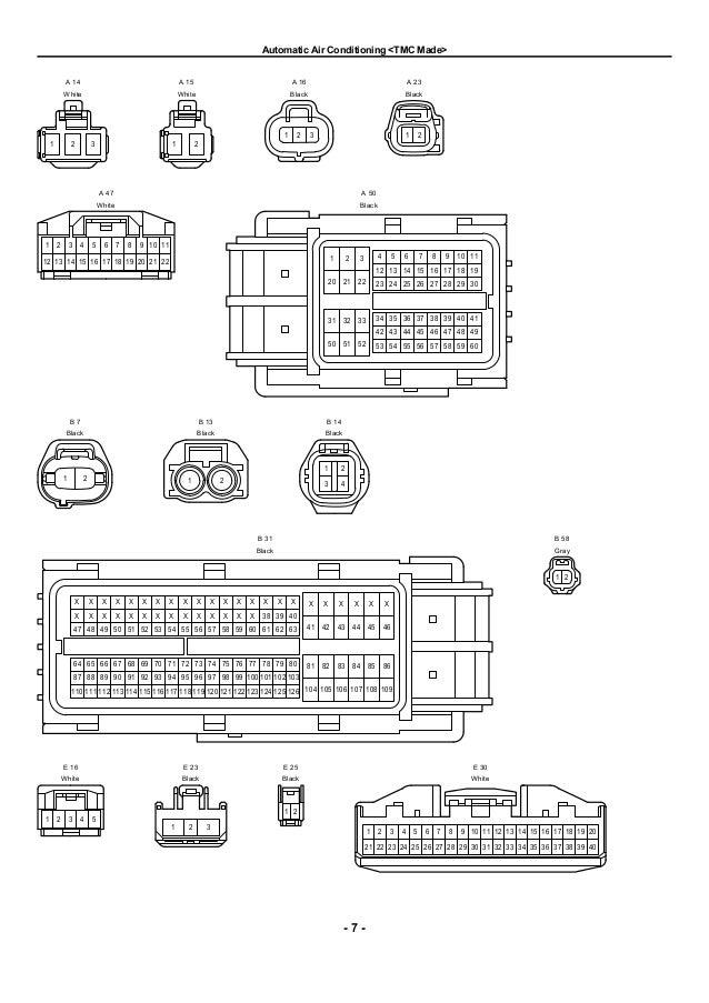 toyota corolla generation diagram html