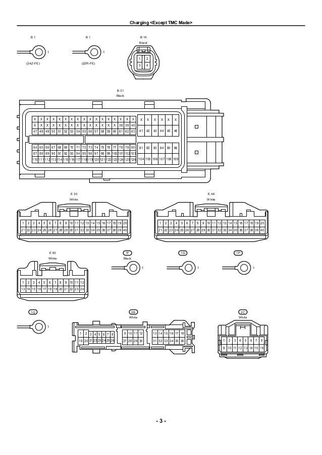 Toyota Yaris Engine Wiring Harness : Nz fe ecu wiring diagram pdf images