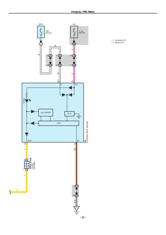 96 Corolla Ac Wiring Diagram - Custom Wiring Diagram •