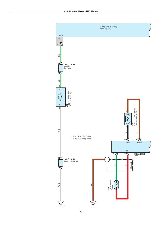 2009 2010 toyota corolla electrical wiring diagrams rh slideshare net toyota corolla wiring diagram 1999 toyota corolla wiring diagram 1998