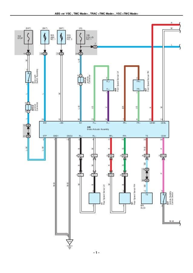 2006 Tacoma Wiring Diagram Wiring Diagrams